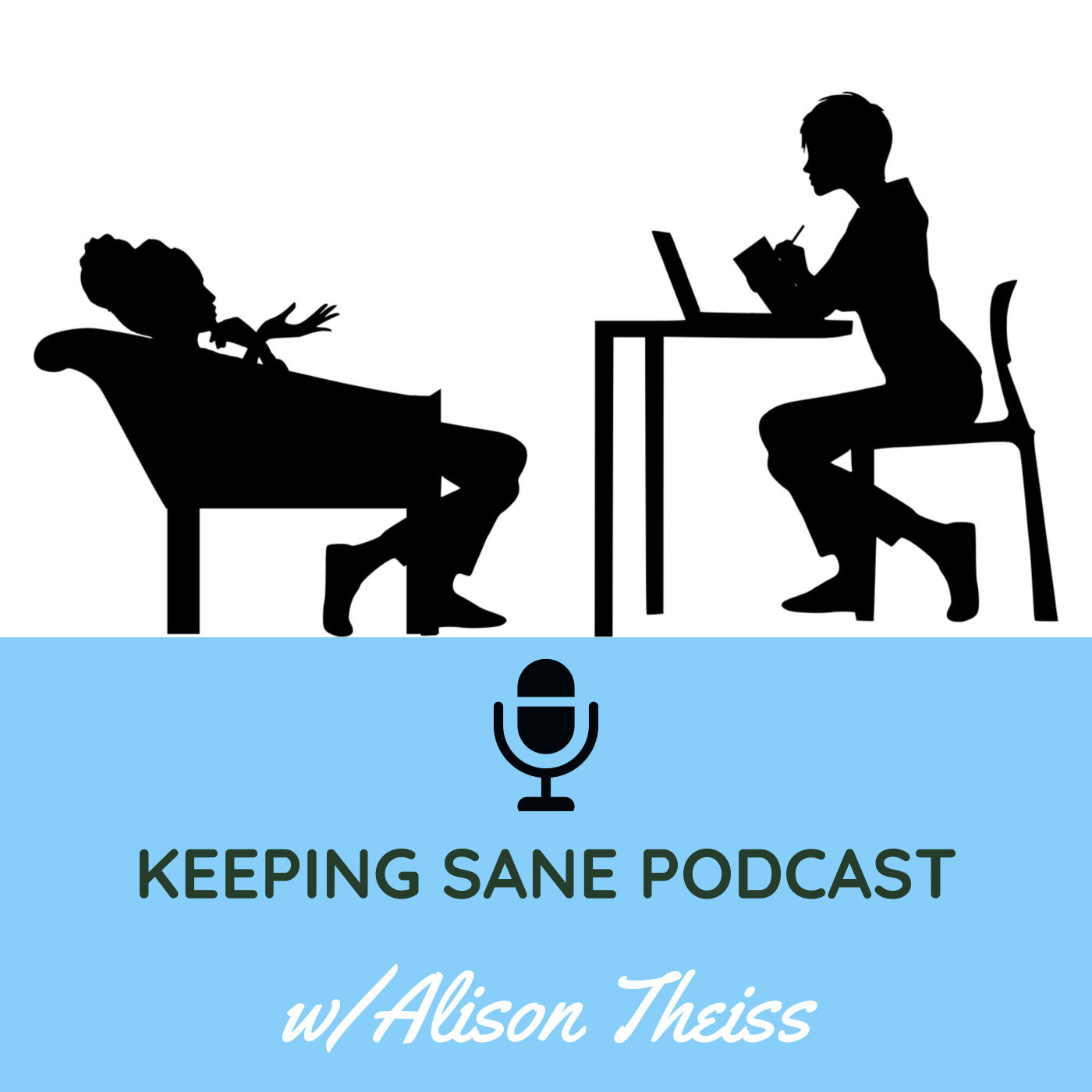 Keeping Sane Podcast